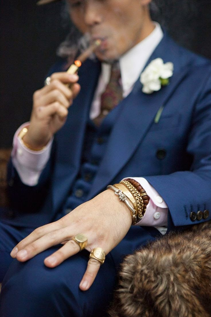 The Significance Of Which Finger You Wear Your Rings