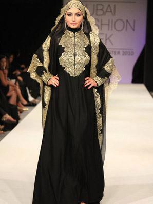 Hijab Fashion Abaya De Dubai Hijab Et Voile Mode Style Mariage Et Fashion Dans L 39 Islam
