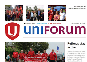 Subscribe to Unifor's Online Newsletter
