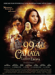 Film 99 Cahaya di Langit Eropa Sinopsis Film Religi Terbaru