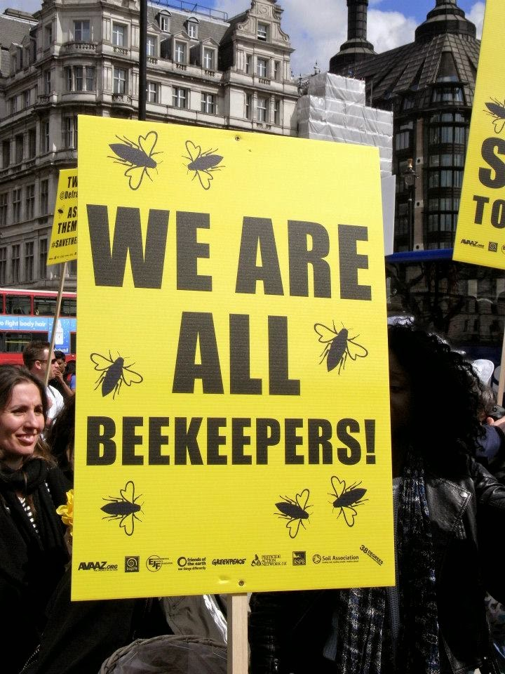 We Are All Beekeepers...