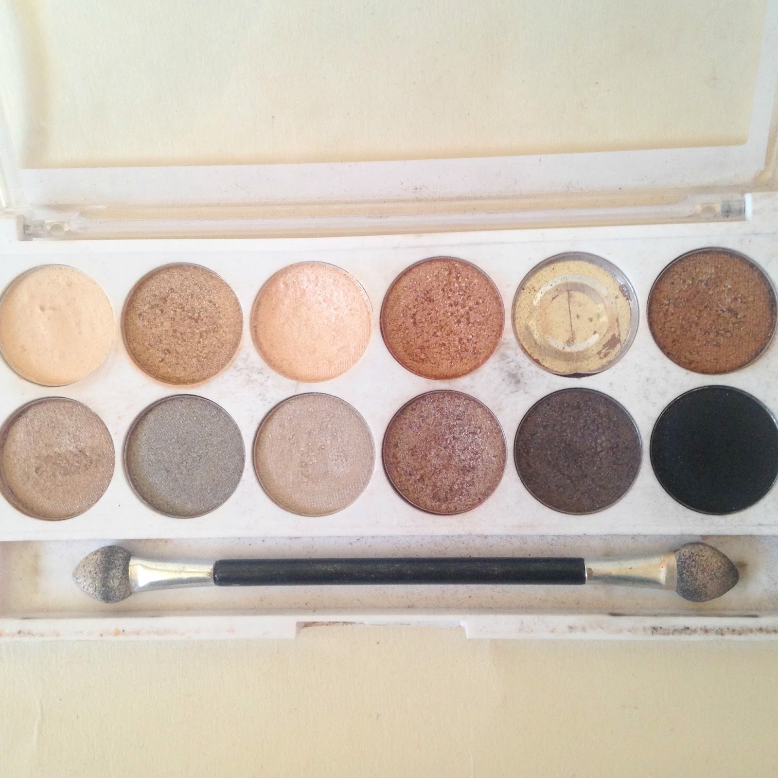 Make Up Academy Undress Me Too Palette
