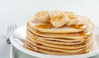 Cara Membuat Pancake Pisang Abal - Abal