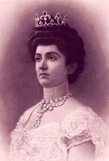 Reine Elena d'Italie, née  princesse Pétrovitch-Niégosch de Monténégro 1873-1952