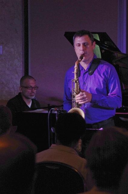 saxophonist Ralph Bowen