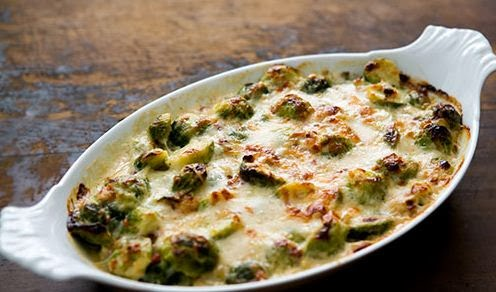 How to Make Brussels Sprouts Gratin Recipe
