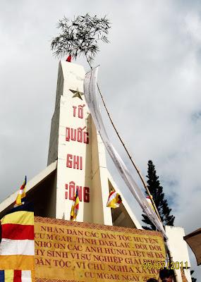 Huyện Cư M'Gar: Tổ Chức Trai Đàn Báo Ân