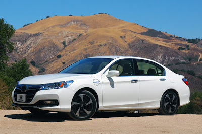 Honda will build 2014 Accord Hybrid in Ohio