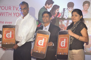 Dish TV India launch the application DishOnline