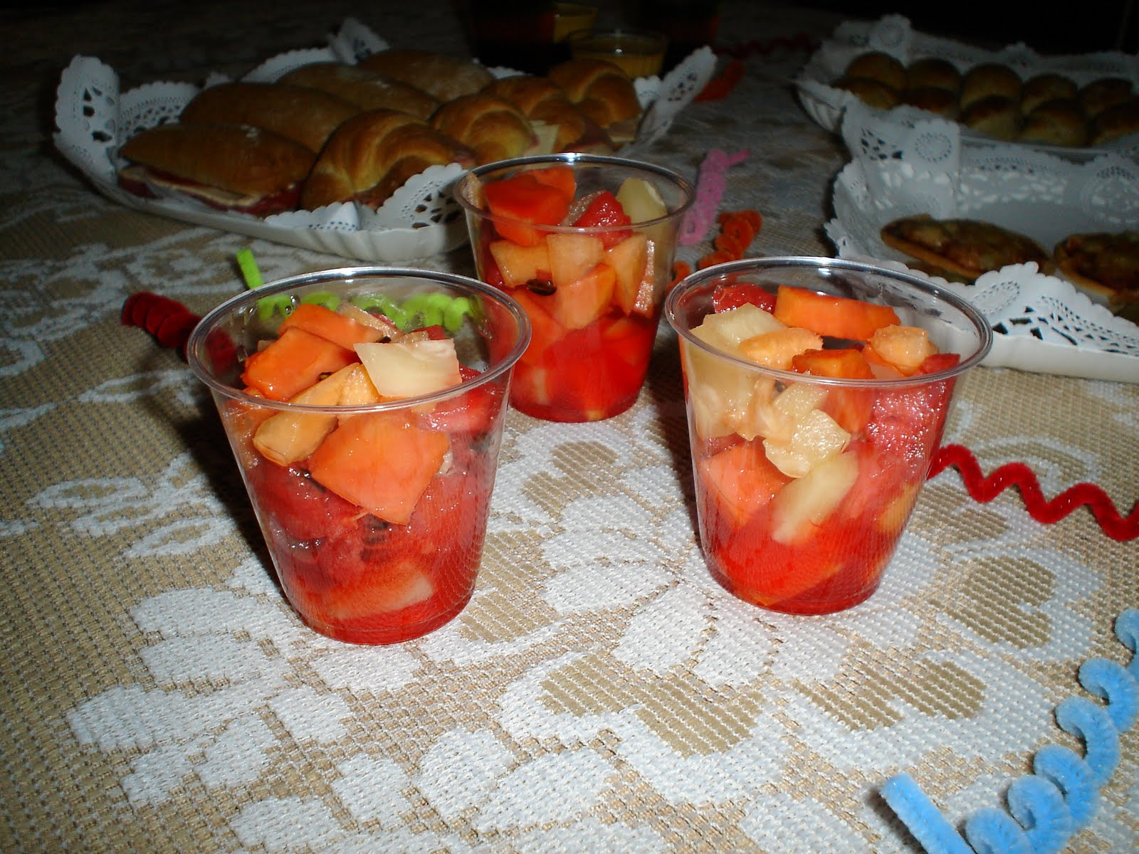 Violeta espinoza bakery desserts more cocteles de fruta - Como hacer coctel de frutas ...
