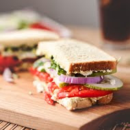 Copycat Panera Bread Mediterranean Sandwich