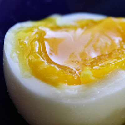 how to cook soft boiled eggs at high altitude