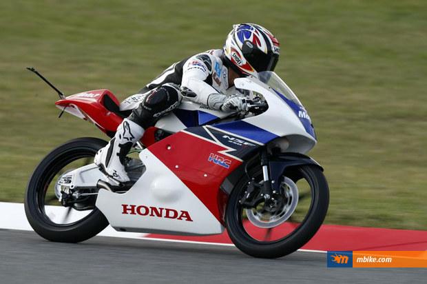 2012 Honda HRC NSF250R