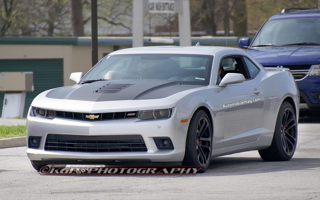 2014 Chevrolet Camaro Spy Shots