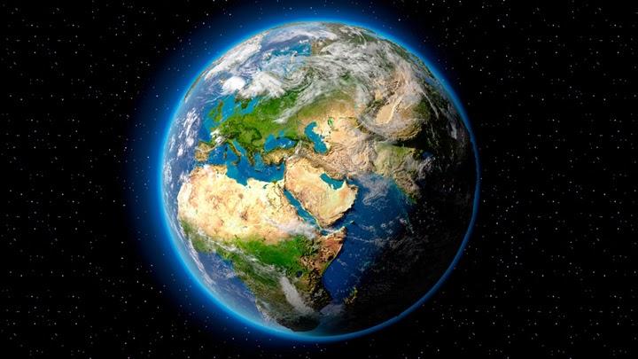 26 Gambar Alam Semesta Tanda Kebesaran Tuhan: Bumi