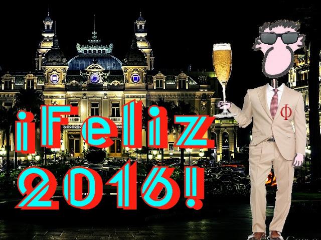 Gracias a todos por estar ahí un año más. Felices Fiestas!