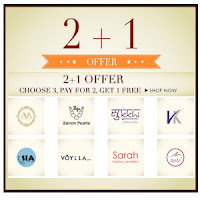 Buy Jewellery upto 80% off & Buy 1 Get 2 Free or Buy 2 Get 1 Free Via amazon : Buy To Earn