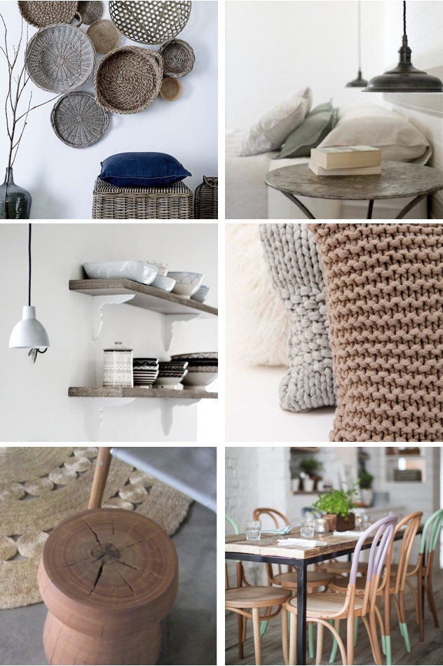 Natural Modern Interiors How To Decorate The Natural Style