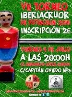 VII Torneo de Futbolín