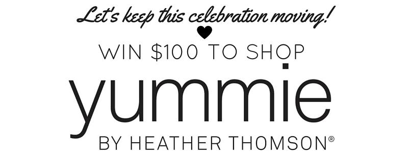 Yummie by Heather Thomson