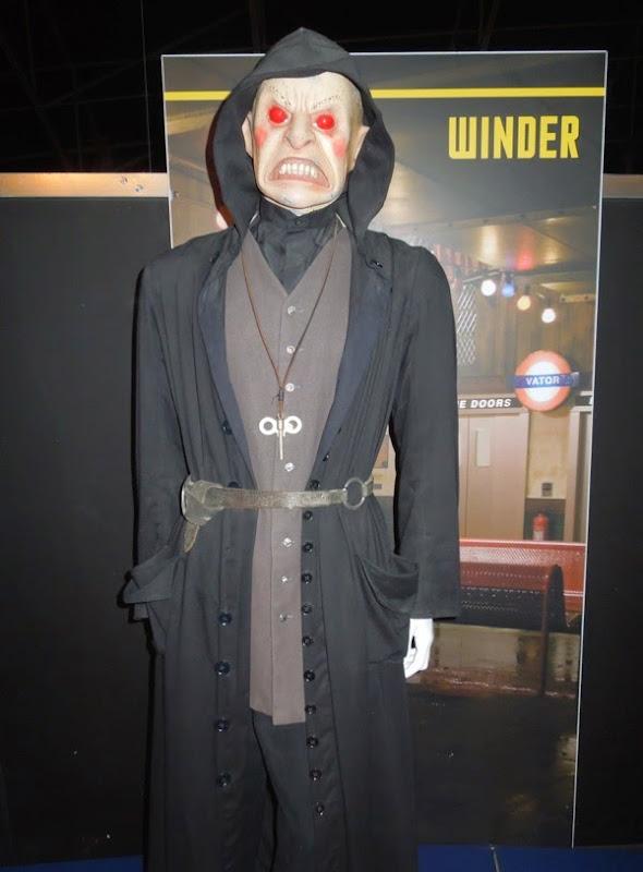 Winder costume Doctor Who The Beast Below