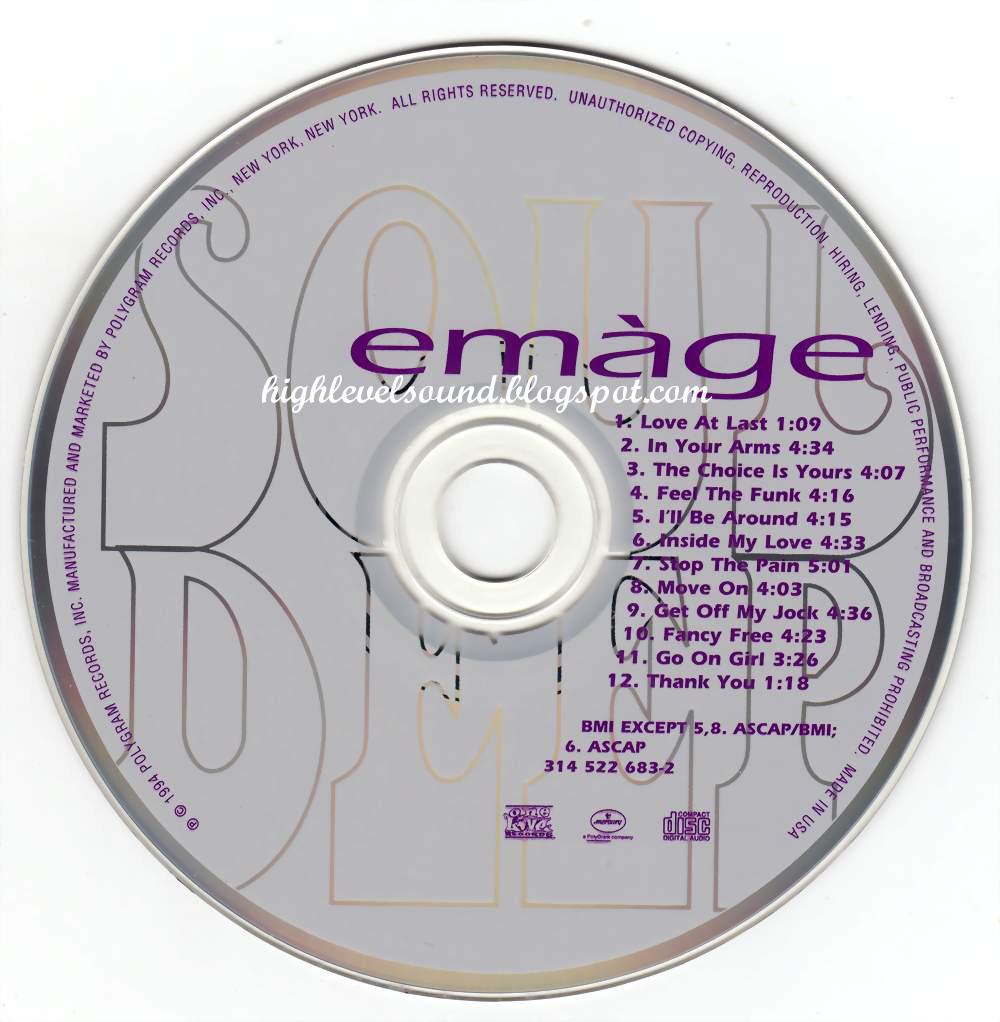 Emage Emàge Soul Deep