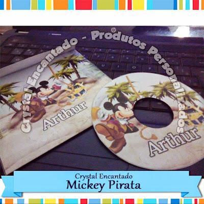 Mickey Pirata