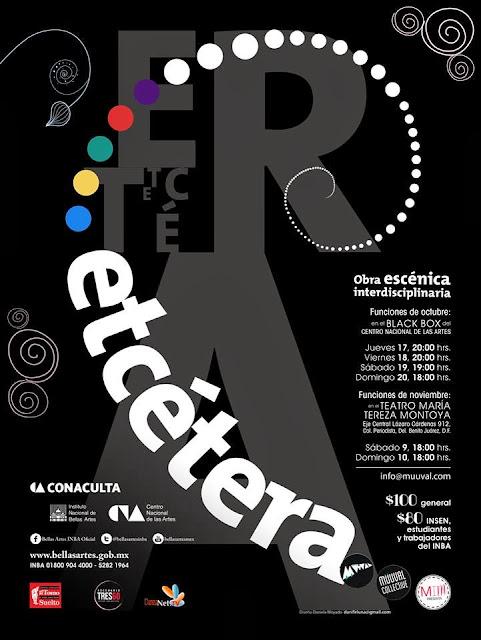 "Obra de danza ""Etcétera"", de Müuval Collective, se presenta en la Cada de Cultural del Periodista"