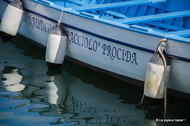 Procida -village de pêcheurs