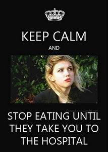 Eu quero fazer isso desde a primeira vez que ouvi a Cassie falando: