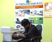 SV Printers Services