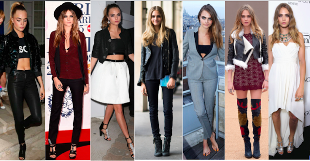 Cara delevingne style and fashion inspiration