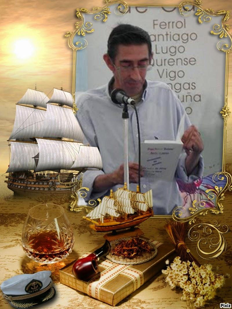 """HOMENAXE A MANUEL XOSÉ OLVEIRA HORTAS """"Argallador de verbas"""""""