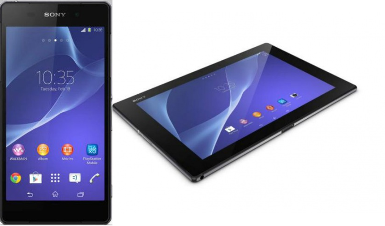 airtel nigeria blog mwc update xperia z2 tab smartphone unveiled. Black Bedroom Furniture Sets. Home Design Ideas
