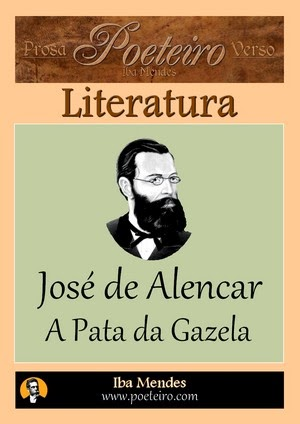 Jose de Alencar - A Pata da Gazela