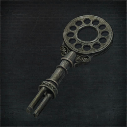 Astral Clocktower Key