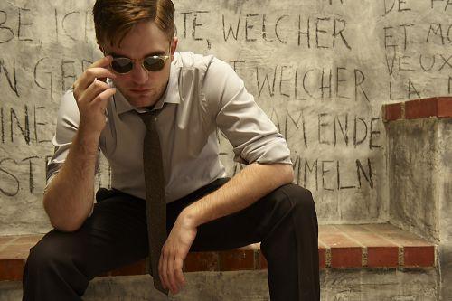 Mission: Blacklist (Eric Maddox) Robert-Pattinson