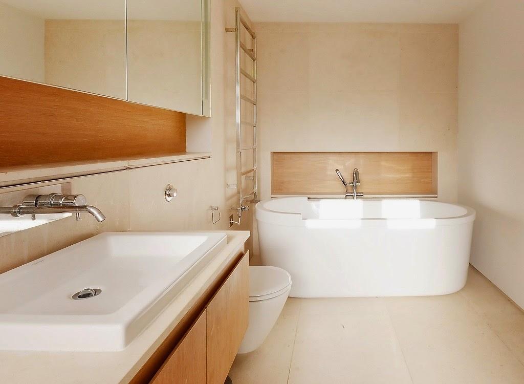 amenajari, interioare, decoratiuni, decor, design interior, apartament spatios, culori naturale, baie