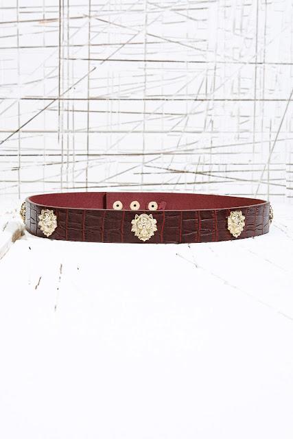 lionhead waist belt