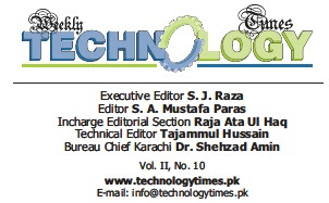 My Article Published on Technology Times