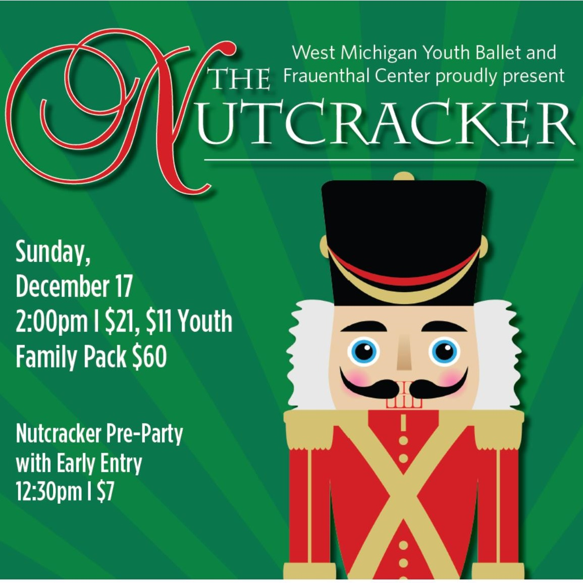 Don't Miss The Nutcracker