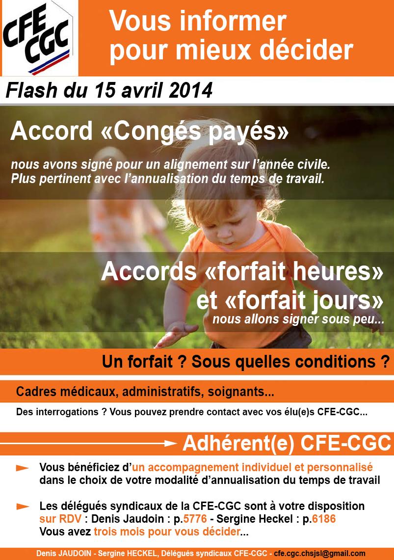 Cfe Cgc Lyon Chsjsl Conges Payes 2014 Signature De La Cfe Cgc