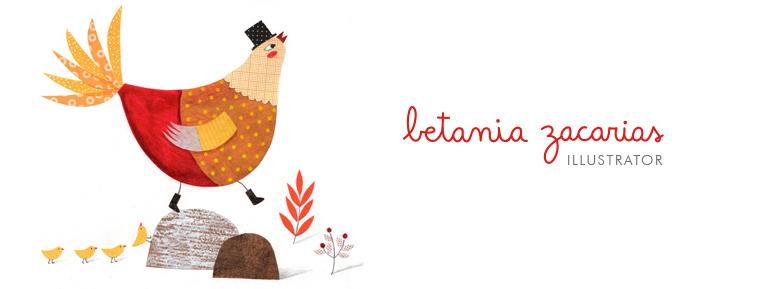 Betania Zacarias