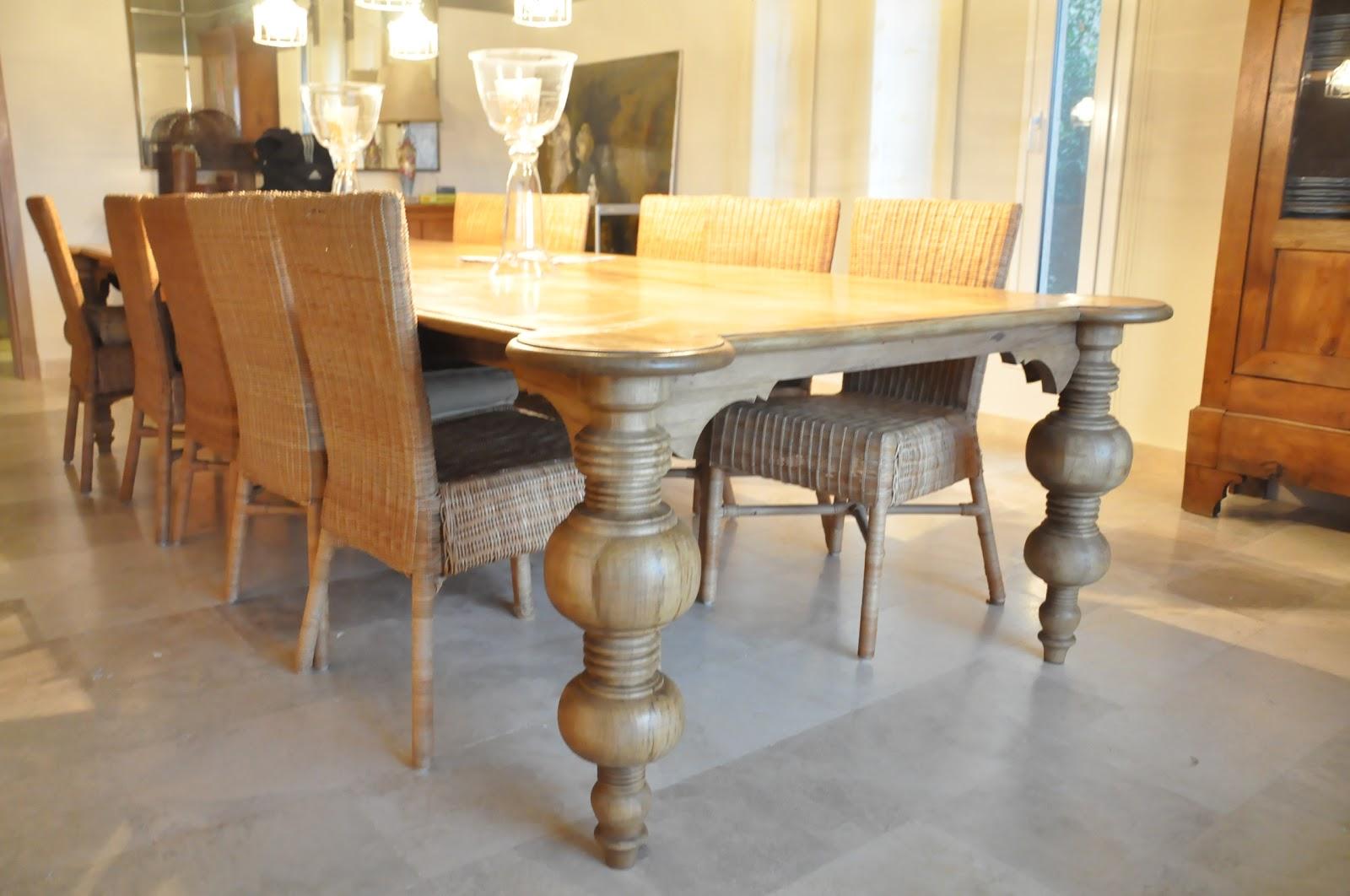 Muebles patchwork ruta 27 n 5707 rincon de milberg - Patas madera para mesas ...
