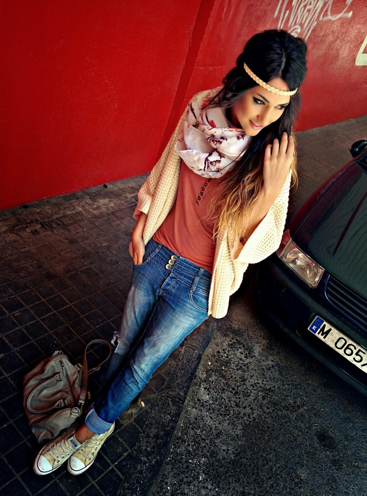Look Boyfriend Jeans