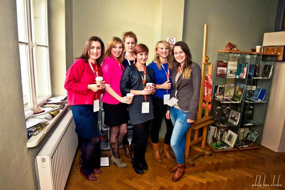 Aleje.IT, Częstochowa, spotkanie, evet, social media, Centrum Promocji Młodych, barcamp, internet, kobiety, portret