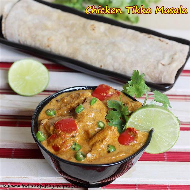 Chicken Tikka Masala Recipe Sanjeev Kapoor