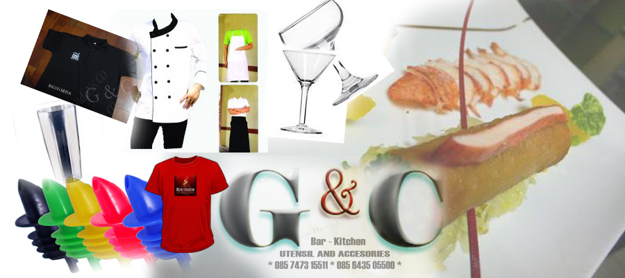 CHEF AND BARTENDER