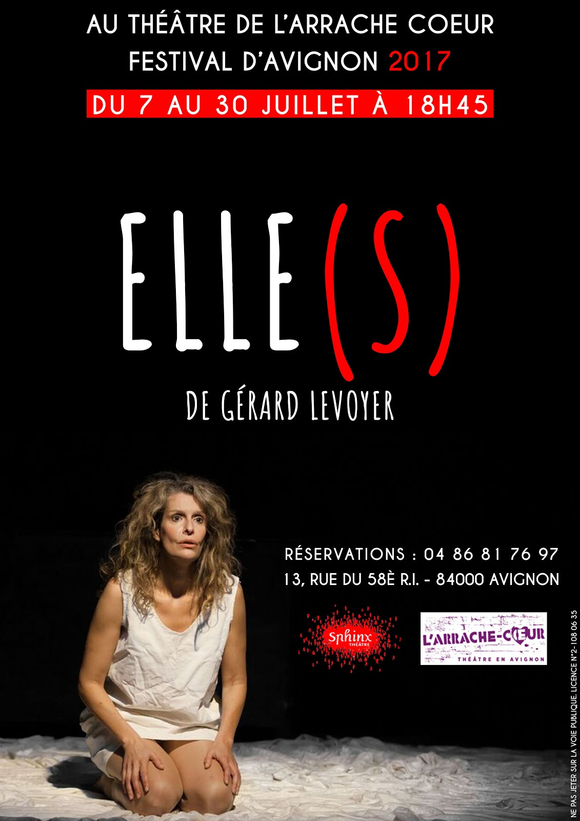 Spectacle Elle(s)