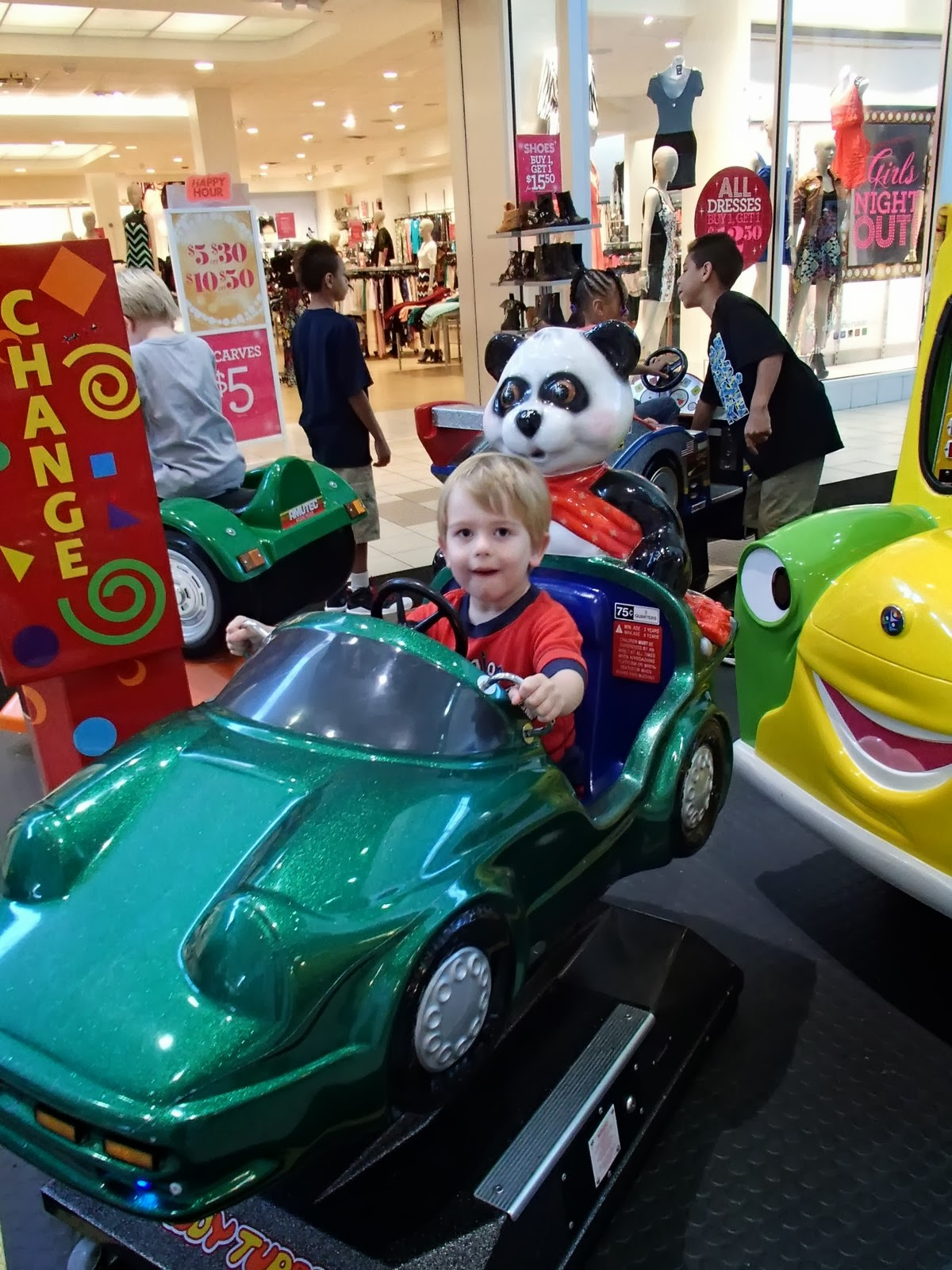 1000  images about Rides in Mall on Pinterest | Coins, Shopping ...